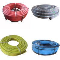 Flexible Rubber Hot Water Hose Pipe
