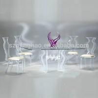 Acrylic Dining Room Furniture