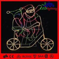 Outdoor Christmas Decoration American Santa Claus Santa ...