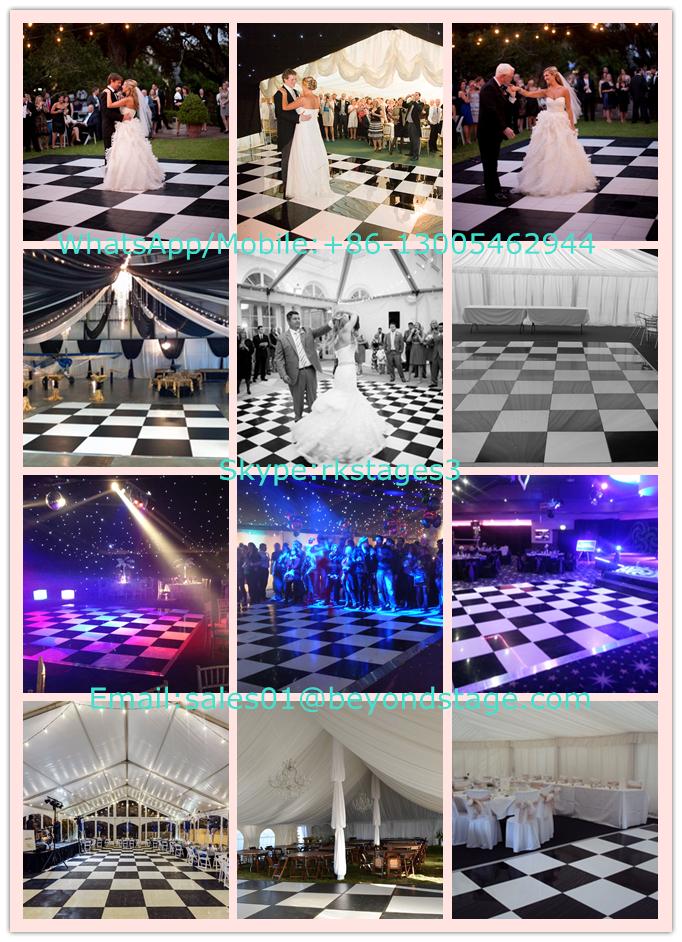 Rk Modular Dance Deck/high Gloss Dance Floor/other