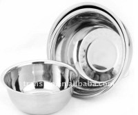 Stainless Steel Mixing Bowl - Buy Stainless Steel Mixing ...