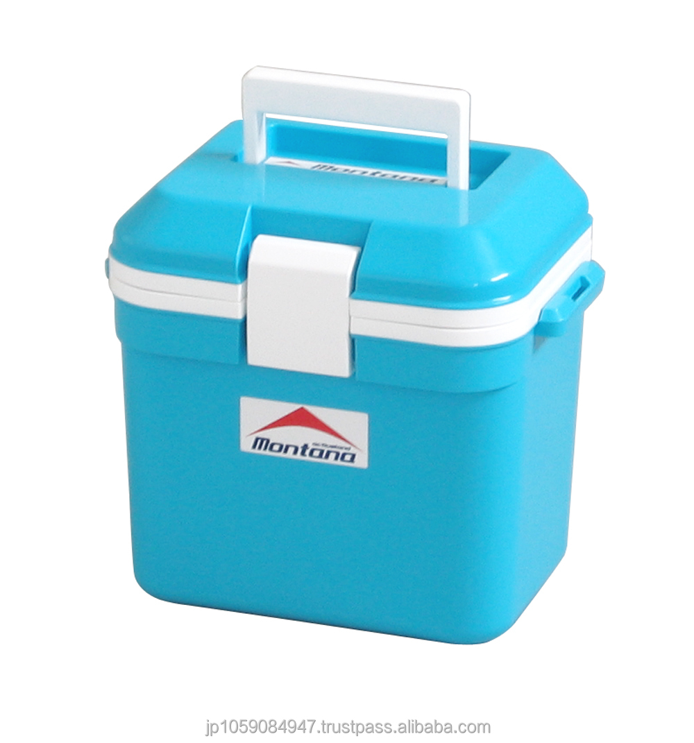 Lunch Box Size Small Plastic Cooler Box Made In Japan