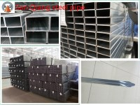Erw Good Quality Galvanized Steel Pipe /tube For Furniture ...