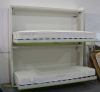 Wall Mounted Bed,Twin Wall Bed,Bunk Bed For Home - Buy ...