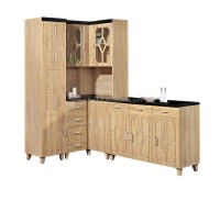 Cheap Price Mdf Kitchen Furniture For Small Kitchen 319 ...