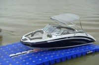 Floating Pontoon For Rubber Flooring For Boats - Buy ...
