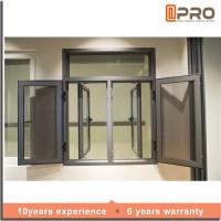 Modern Window Grill Design Aluminum Window Frame Parts