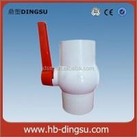 3 Inch Pvc Long Hand Thread Ball Valve Plastic Pipe ...