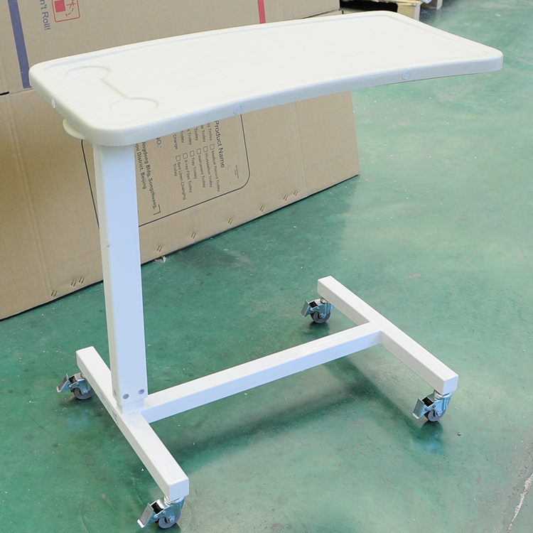 Krankenhaus Nachttisch Best Quality Hospital Bedside Table,folding Overbed Table