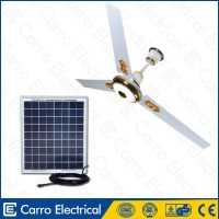 Modern New Design 56inch 12 Volt Ceiling Fan With Remote