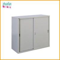 Sliding Door File Cabinet Steel Cabinet 2 Doors Steel ...