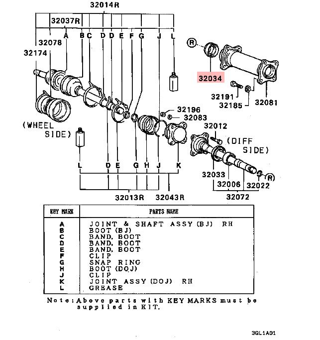 mitsubishi delica fuse box layout