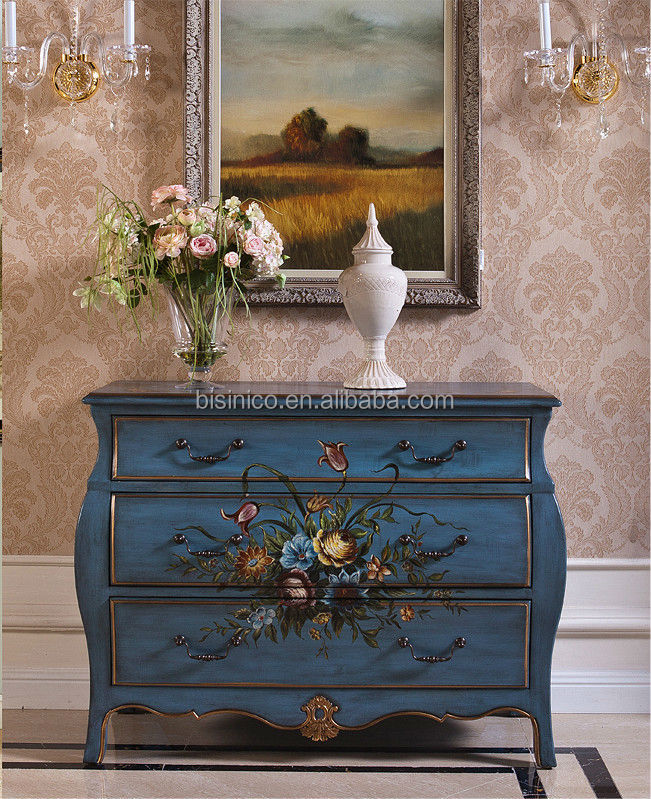 Wooden Art Meuble Glorious Art Decor Drawer Console Table,decorative Hand