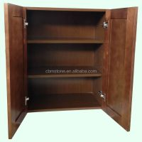Movable Small Wooden Storage Cabinet With 2 Doors - Buy ...