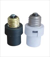 E26 Outdoor Motion Light Sensor Switch/bulb Socket/lamp ...