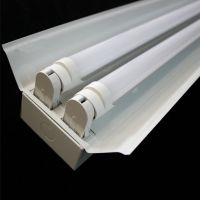 Factory Price T8 Iron 120cm Led Double Tubes Fixture Tube ...