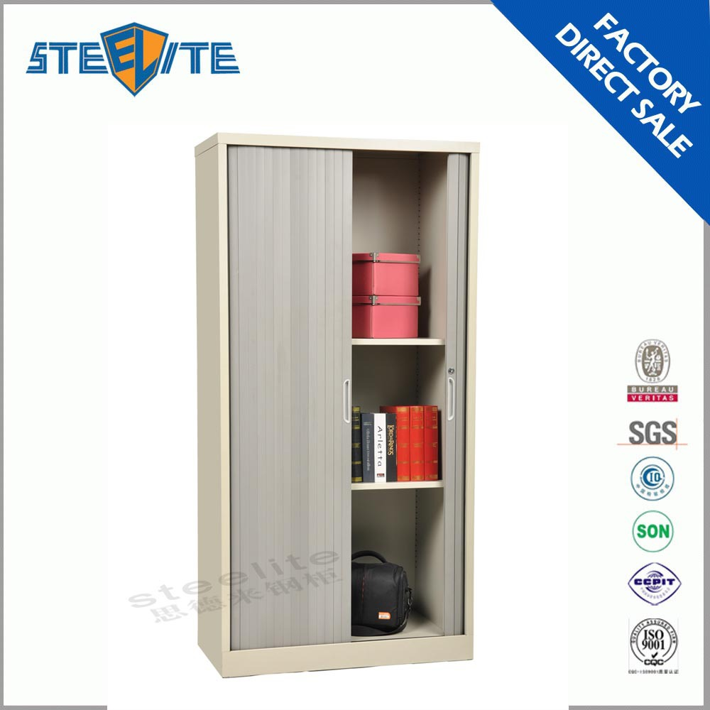 Knock Down Cheap Metal Storage Cabinet Locking With