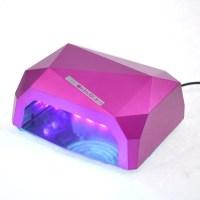 36 Watt Led Nail Lamp For Gel Polish Cure - Buy 36 Watt ...
