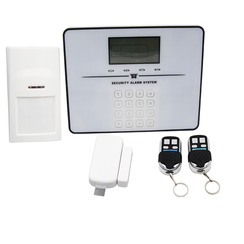Wholesale Good Price! 99 wireless defense zones pstn alarm system ...