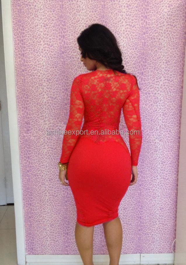 big ass in tight dress