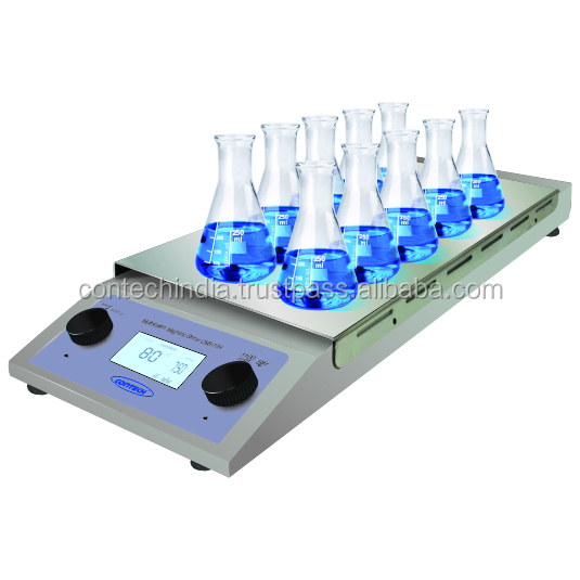 Multi Position Magnetic Stirrer With Heater Buy Multi