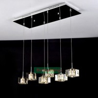 modern pendant light dinning Room pendant lamp crystal