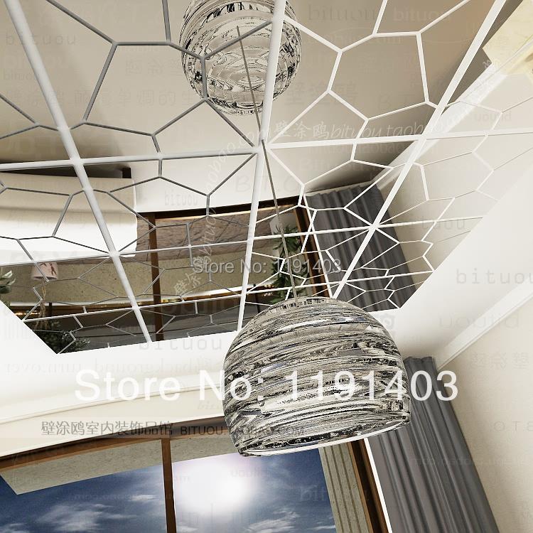 wall acrylic mirror wall sticker home decor inwall stickers wall mirror stickers tonka design digsdigs