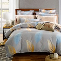 Popular Autumn Leaves Duvet Cover Set-Buy Cheap Autumn ...
