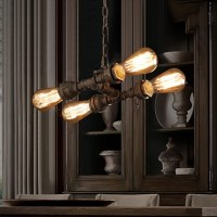 Popular Steampunk Pendant Light-Buy Cheap Steampunk ...