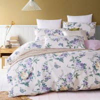 Popular Purple Butterfly Bedding-Buy Cheap Purple ...