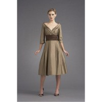 Mother of The Groom Dresses Tea Length Promotion-Shop for ...