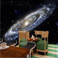 Online Buy Wholesale ceiling wallpaper galaxy from China