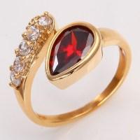 gold rings for women 14k