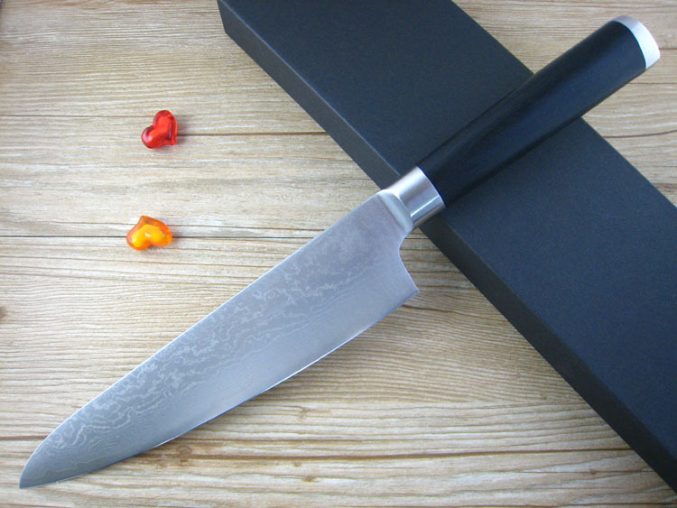 high quality damascus kitchen knife japanese vg steel blade chef inches chef knife damascus kitchen knives high quality vg japanese