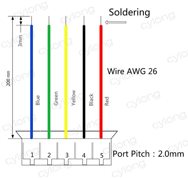 Usb Five Pin Wiring Diagram Wiring Schematic Diagram