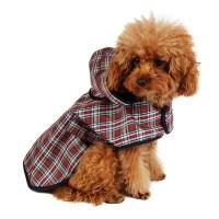 Freeshipping Pet Apparel Dog Clothes Dog Rain Coat Pet ...