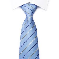 Designer Brand Men Ties New Classic Striped Letter Tie ...