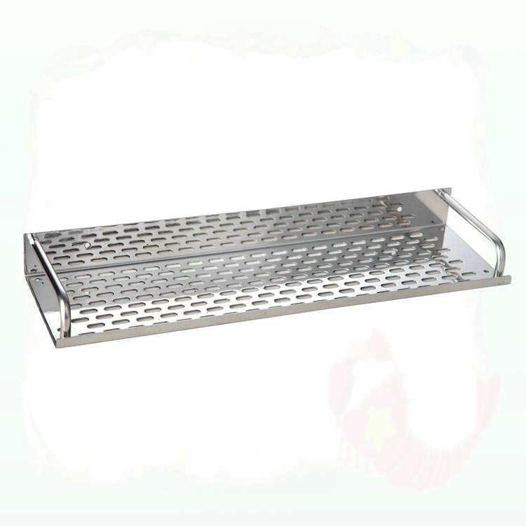 Bathroom accessories stainless steel bathroom shelf wall