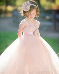 Pretty Princess Flower Girl Dresses - Flower Girl Dresses