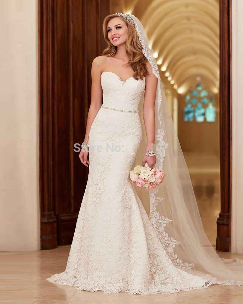 corset gown lace corset wedding dress Corset Wedding Gown