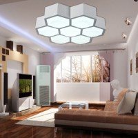 3/7/9 Heads Modern Ceiling Lights Beehive Led Ceiling ...