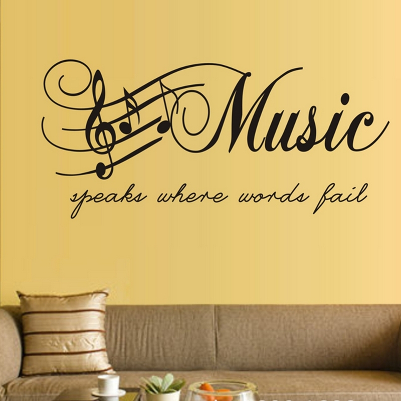 wall stickers music wall decals home decor wall stickers home vine tree large wall decals stickers appliques home decor