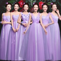 Popular Cheap Lavender Bridesmaid Dresses-Buy Cheap Cheap ...