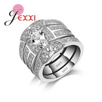 Popular 3 Piece Wedding Ring Sets-Buy Cheap 3 Piece ...