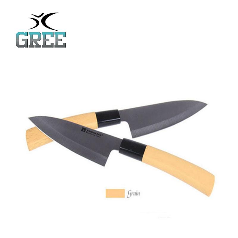 steel kitchen wooden handle small kitchen knife kitchen knives knife openings creative kitchen supplies stainless steel kitchen knife
