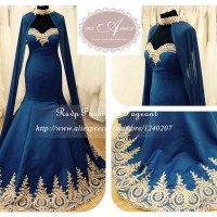 Gold Arabian Prom Dress Promotion-Shop for Promotional ...