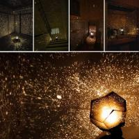 New Romantic Astro Star Projector Sky Led Night Light Lamp ...