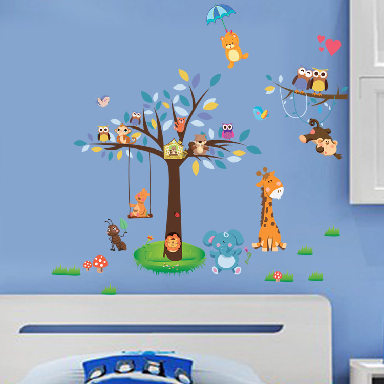 wall stickers home decor kids bedrooms wall decor stickers baby baby nursery kid room wall decals