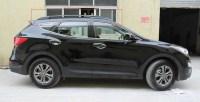 new For Hyundai Santa Fe IX45 Roof Rack Rails Luggage ...