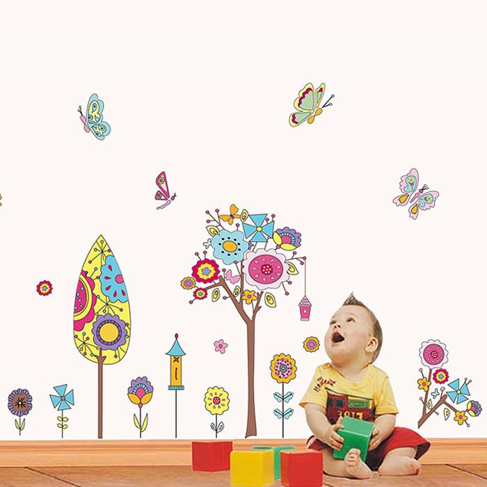 vinyl ikea wallpaper kids wall stickers pattern weeks pregnant started squish